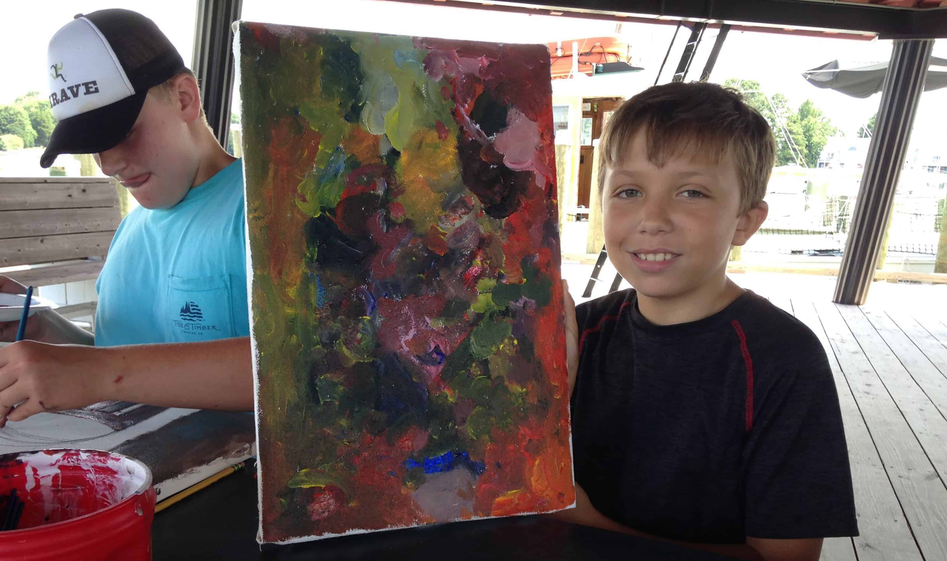 After-School Painting Class - Sept. 25