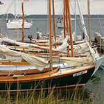 The Mid Atlantic Small Craft Festival is held annually the first weekend in October at the Chesapeake Bay Maritime Museum in St. Michaels, Maryland.