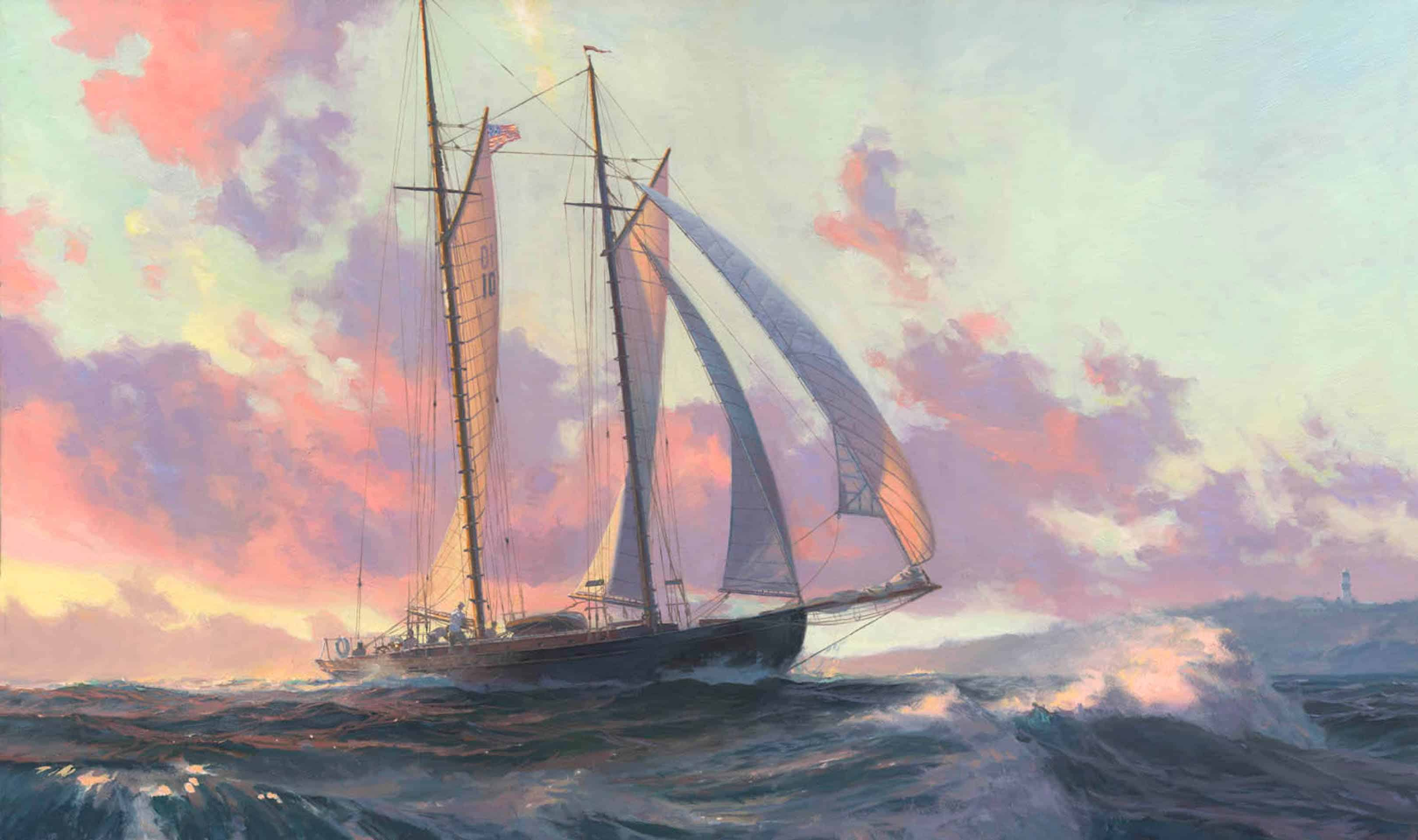 Contemporary American Marine Art