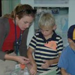 Ches Adventures Program at the Chesapeake Bay Maritime Museum in St. Michaels, Maryland