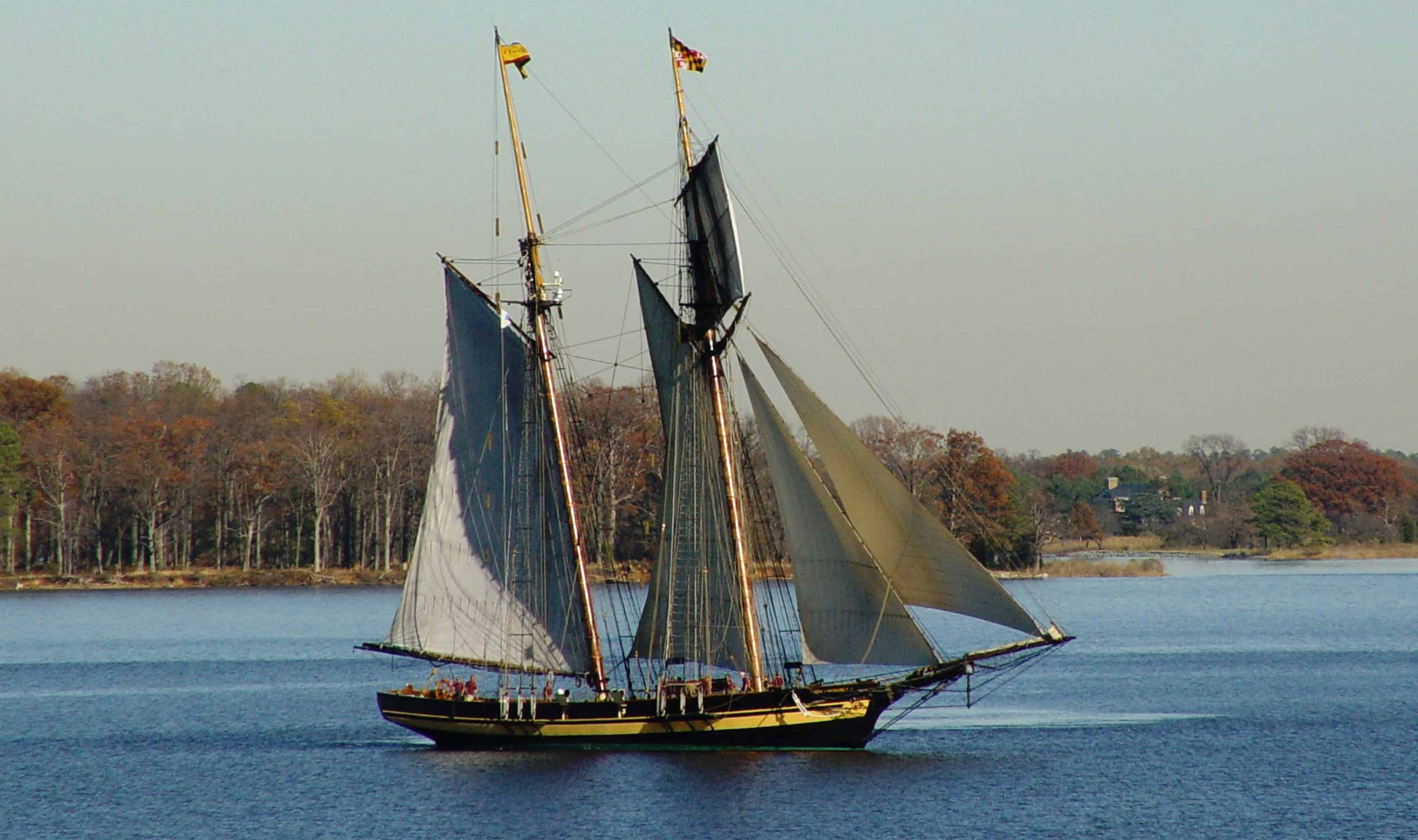 Pride of Baltimore II - Aug. 11-13