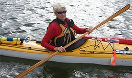 July 13 - Paddle with the President