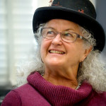 Families with children of all ages are invited to join singer-songwriter Janie Meneely, shown here, at the Chesapeake Bay Maritime Museum in St. Michaels, MD on Saturday March 7 beginning at 2 p.m. for Chesapeake Songs, Music and Stories with Miss Janie. The concert takes place in the museum's Van Lennep Auditorium, and includes toe-tapping melodies and sing-a-long songs about local oysterman, skipjacks, and the Chesapeake Bay.