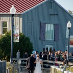 Weddings at the Chesapeake Bay Maritime Museum in St. Michaels, Maryland