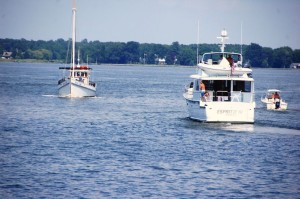 Boater Safety at CBMM
