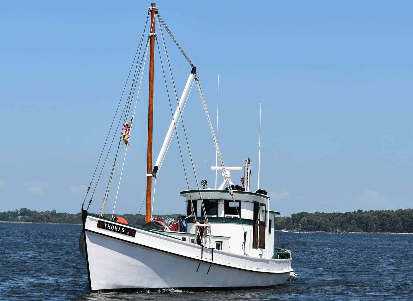 12th Annual Buyboat Reunion at the Chesapeake Bay Maritime Museum