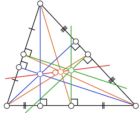 All Multi Session Course The Euler Line Is This A Triangles Dna