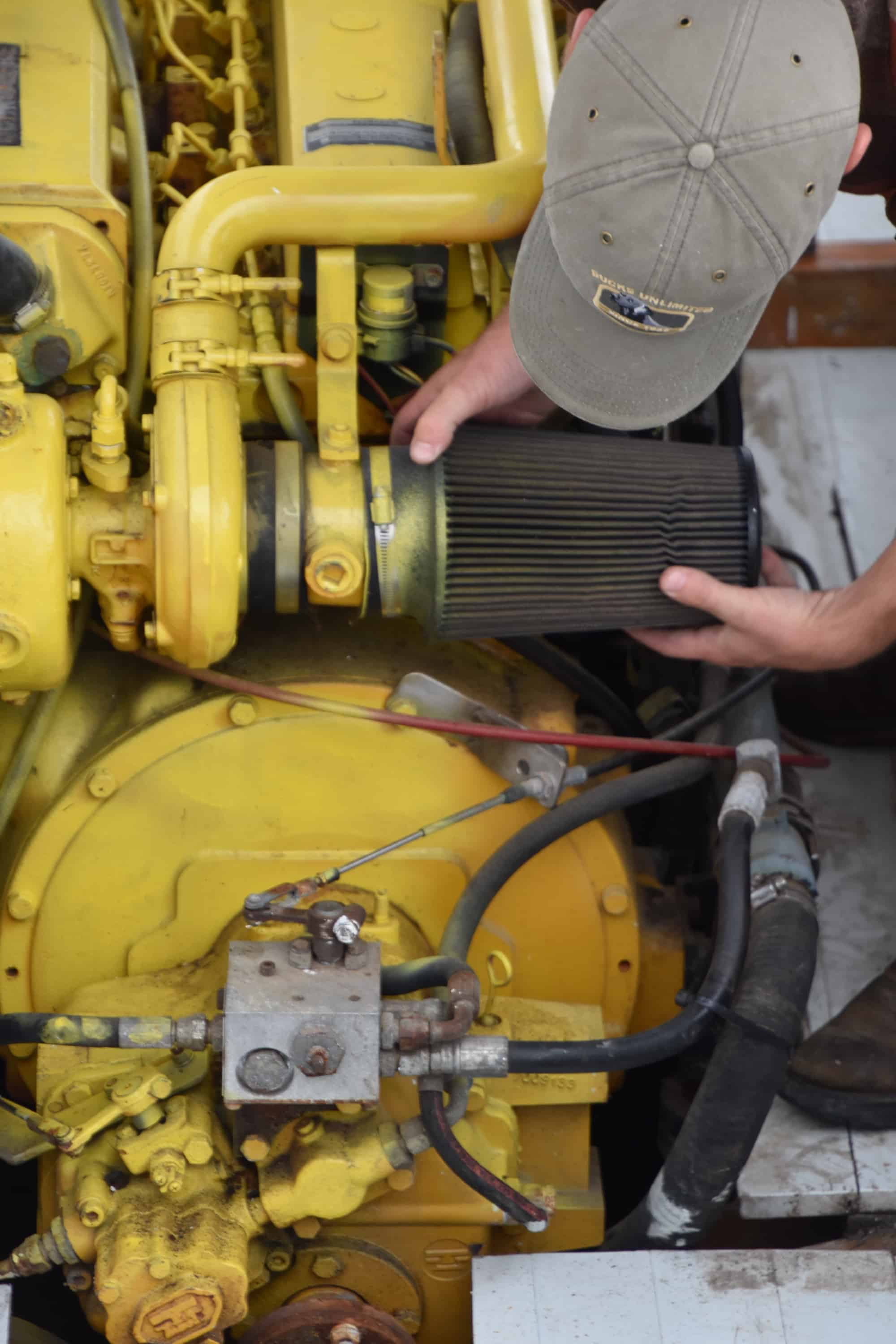Learn to winterize your boat engine at CBMM this fall