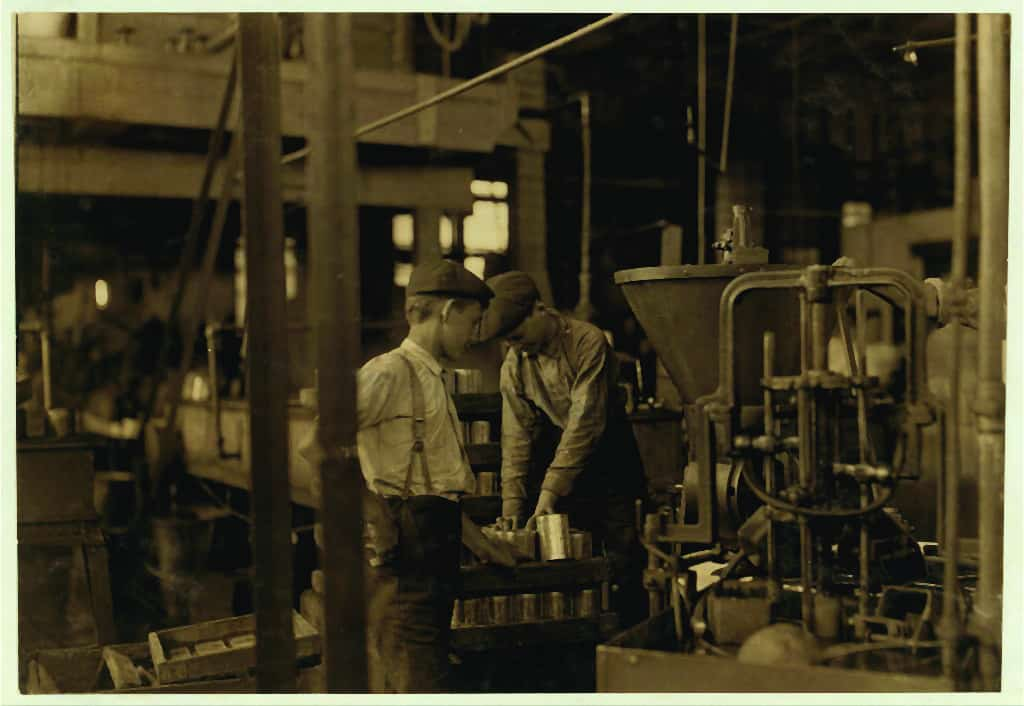 Photo by Lewis Hine