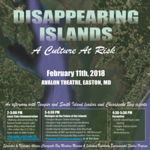 Disappearing Islands