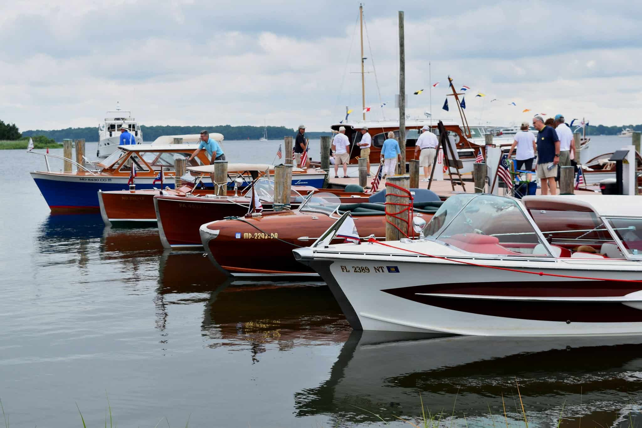 Old boats, cool fun June 15-17 in St  Michaels, Md
