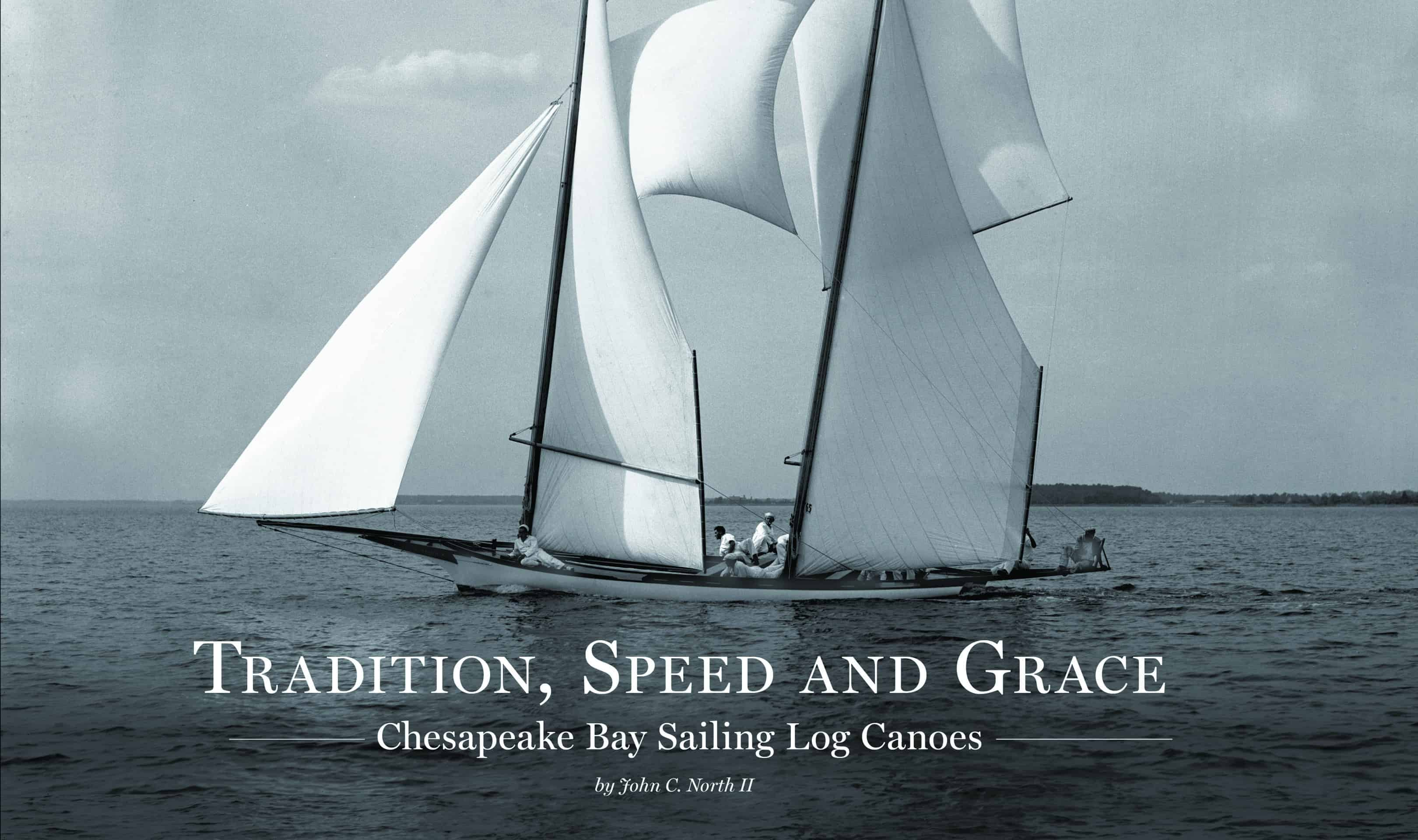 New book: Sailing Log Canoes