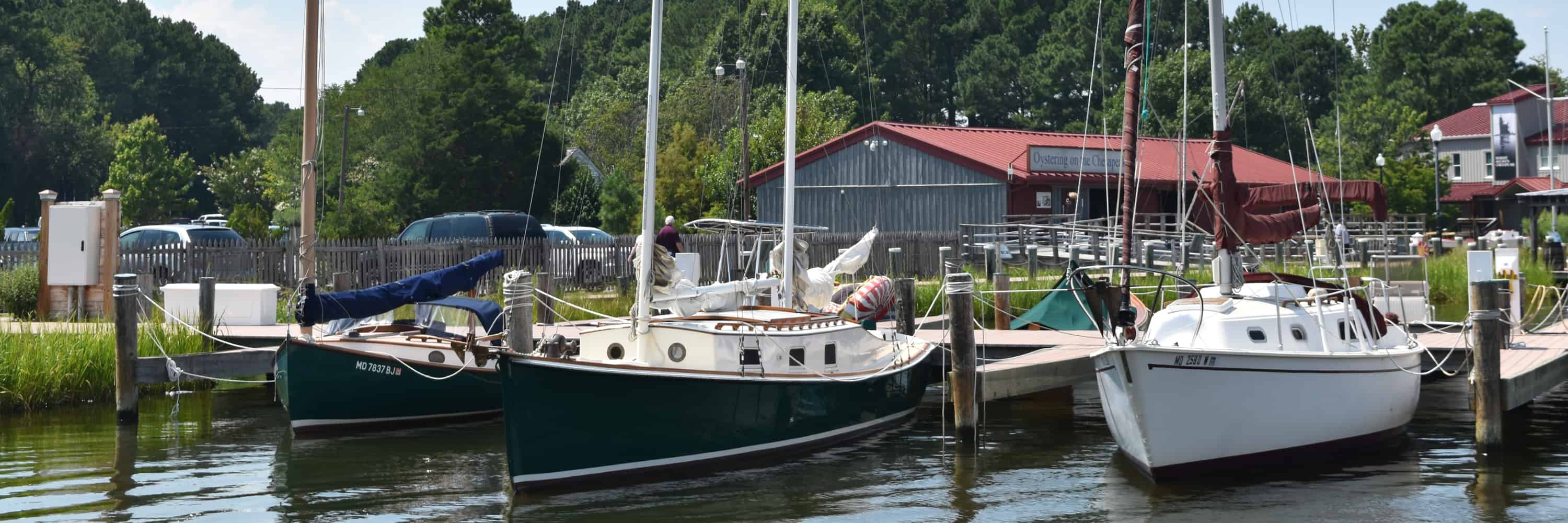 CBMM's Charity Boat Donation Program. We accept and sell donated boats all year long!