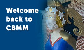 Welcome back to CBMM