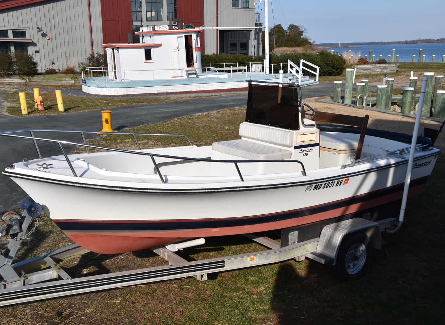 For Sale — Shamrock 170 Center Console